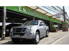2004 Isuzu D-Max CAB-4 (ปี 02-06) Hi-Lander 3.0 MT Pickup