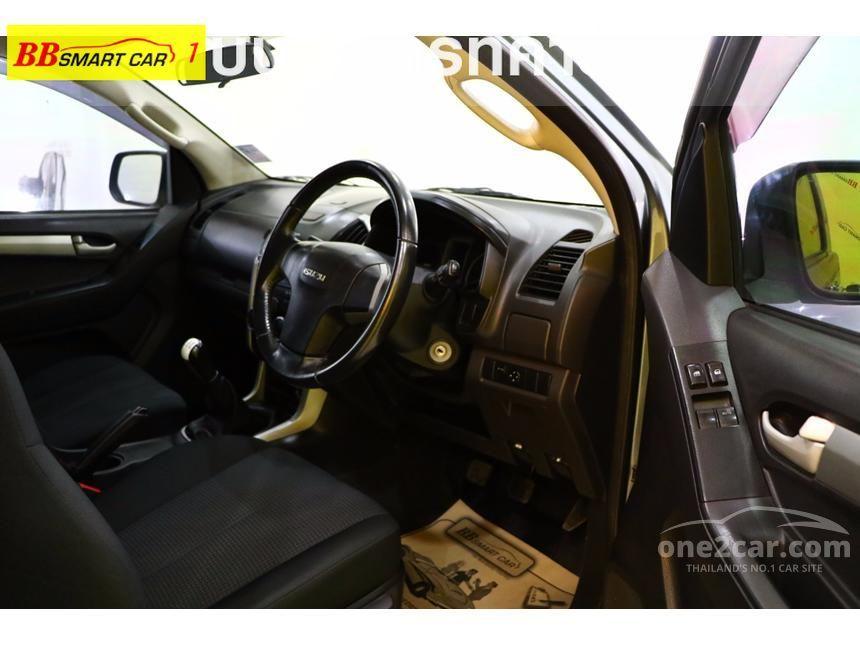 2012 Isuzu D-Max Hi-Lander Pickup
