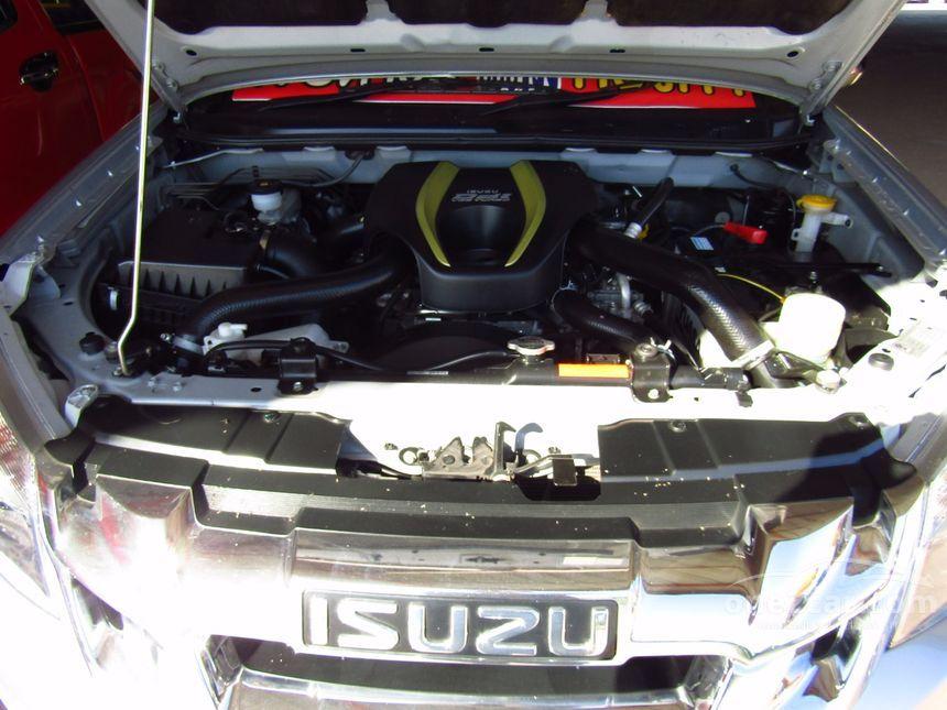 2014 Isuzu D-Max Hi-Lander Pickup