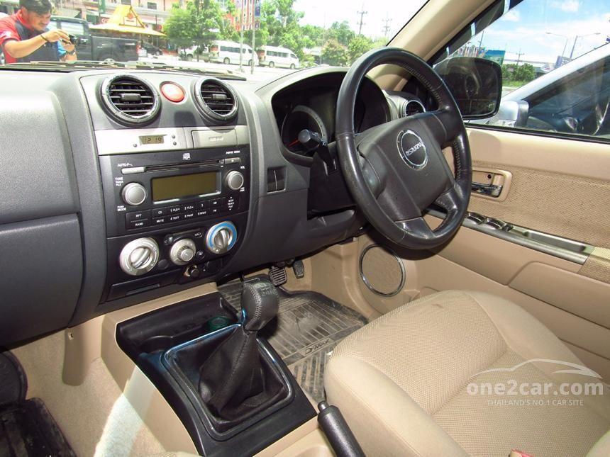 2011 Isuzu D-Max Hi-Lander Pickup
