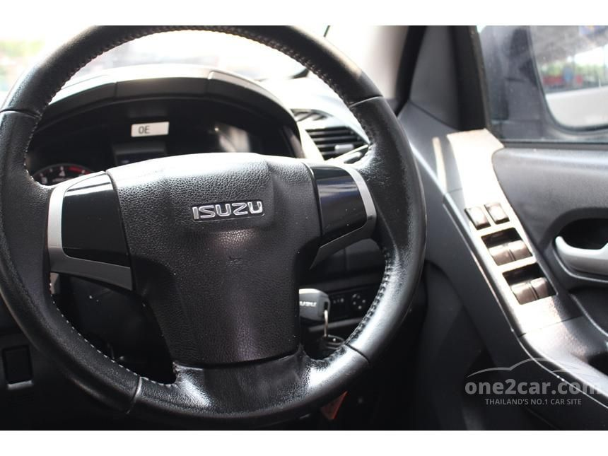2013 Isuzu D-Max Hi-Lander Pickup