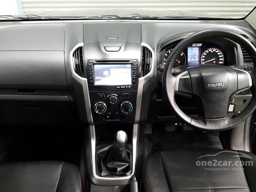 2015 Isuzu D-Max Hi-Lander Pickup
