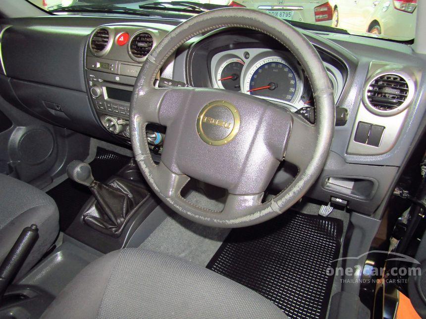 2008 Isuzu D-Max Hi-Lander Pickup
