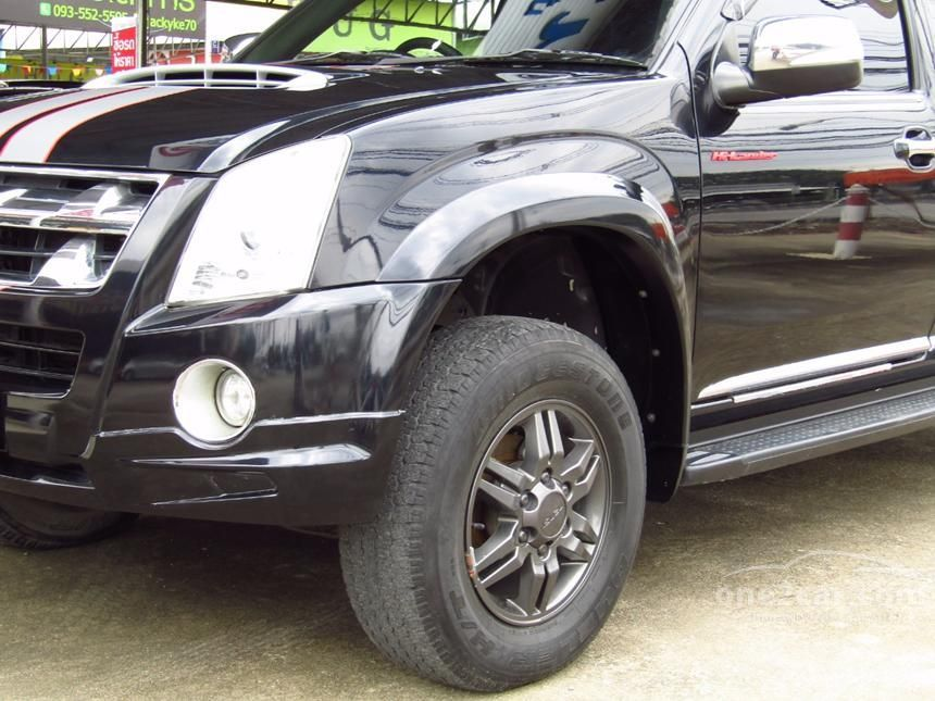2011 Isuzu D-Max Hi-Lander X-Series Pickup
