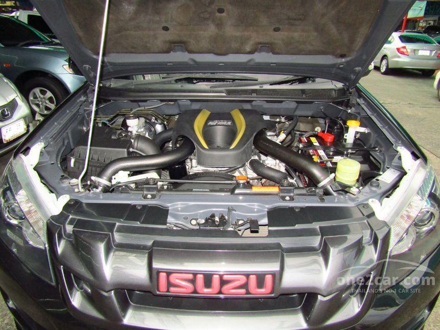 2014 Isuzu D-Max Hi-Lander X-Series Pickup