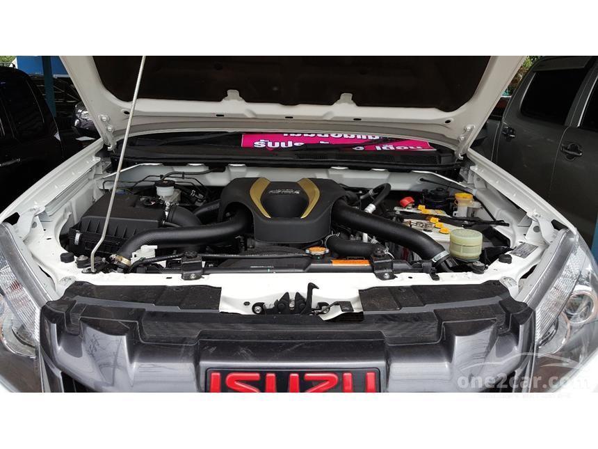 2013 Isuzu D-Max Hi-Lander X-Series Pickup