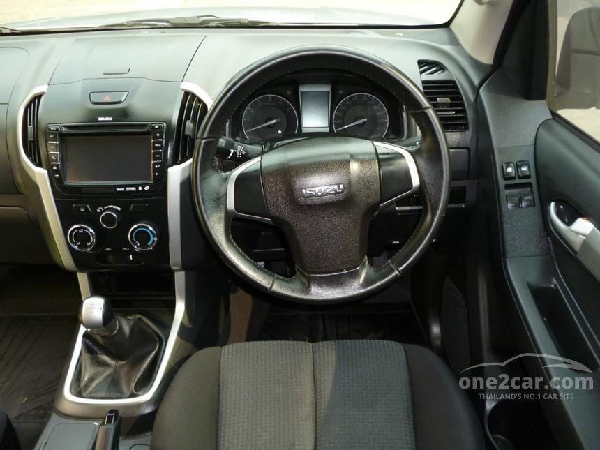 2014 Isuzu D-Max Hi-Lander Z Pickup