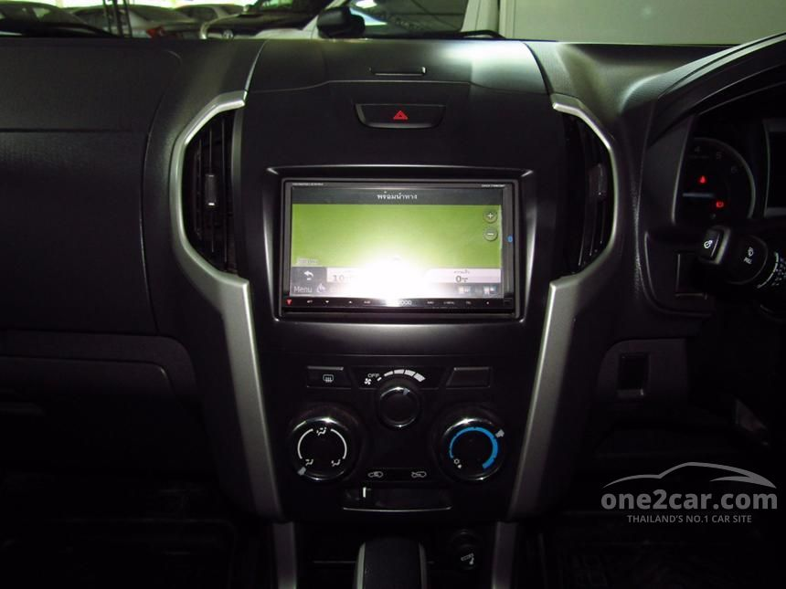 2013 Isuzu D-Max Hi-Lander Z Pickup