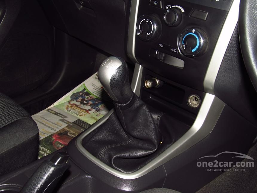 2012 Isuzu D-Max Hi-Lander Z Pickup