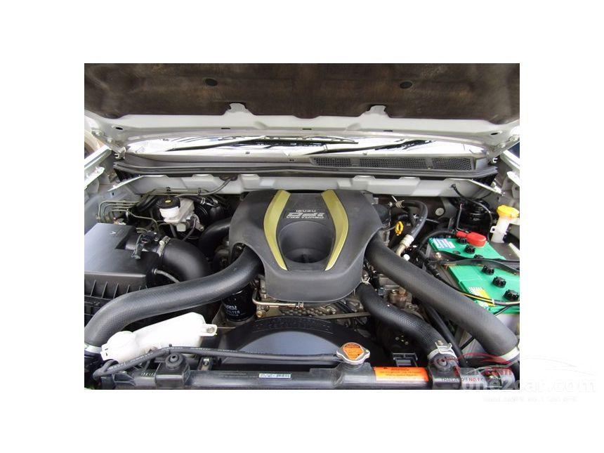 2012 Isuzu D-Max Hi-Lander Z Prestige Ddi VGS Turbo Pickup