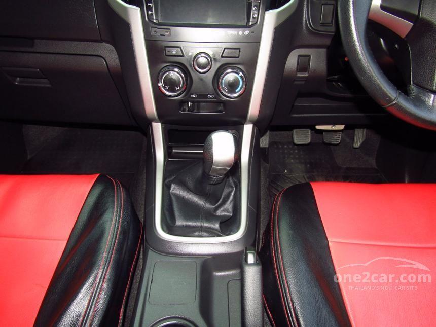 2013 Isuzu D-Max Hi-Lander Z Prestige Ddi VGS Turbo Pickup