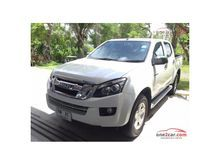 2013 Isuzu D-Max CAB-4 (ปี 11-17) Hi-Lander Z Prestige Ddi VGS Turbo 2.5 AT Pickup