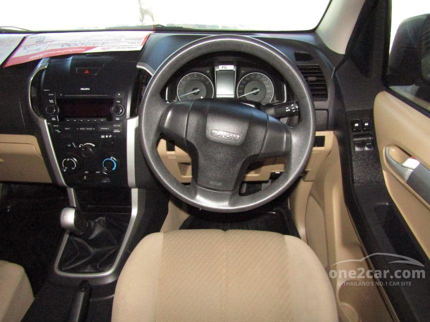 2014 Isuzu D-Max L Pickup