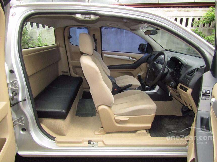 2013 Isuzu D-Max L Pickup