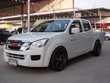 2012 Isuzu D-Max CAB-4 (ปี 11-17) S 2.5 MT Pickup