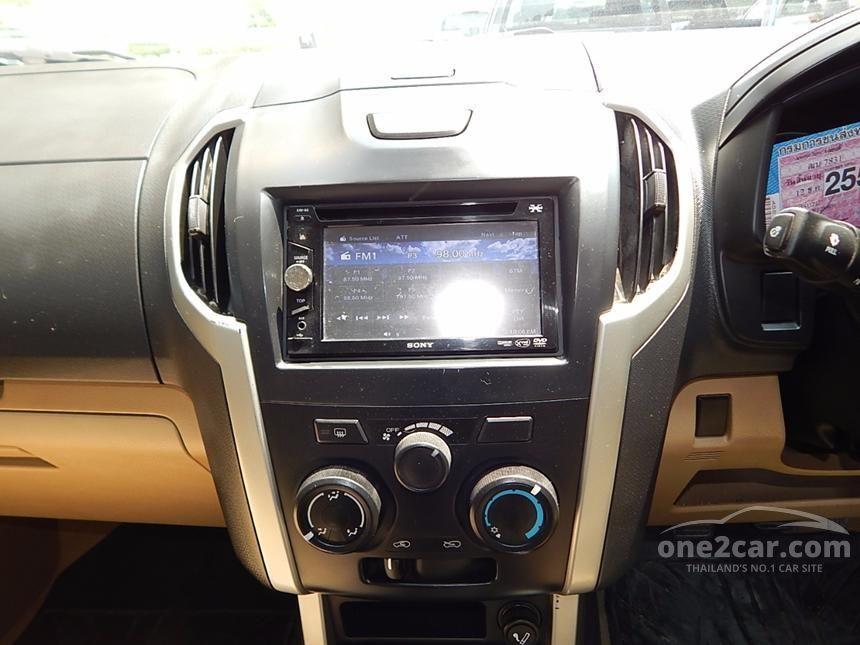 2012 Isuzu D-Max L Pickup