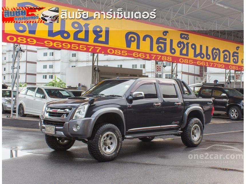 2010 Isuzu D-Max LS Pickup