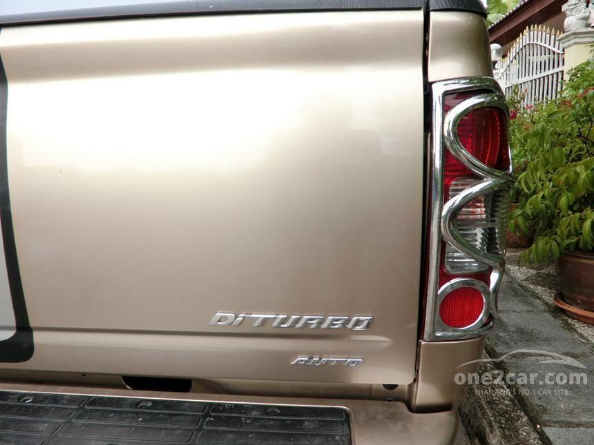 2004 Isuzu D-Max LS Pickup
