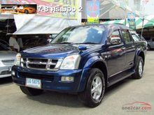 2004 Isuzu D-Max CAB-4 (ปี 02-06) LS 3.0 AT Pickup