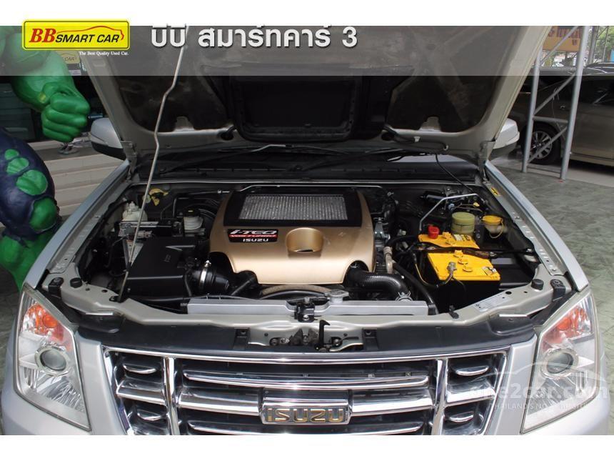 2008 Isuzu D-Max LS Pickup