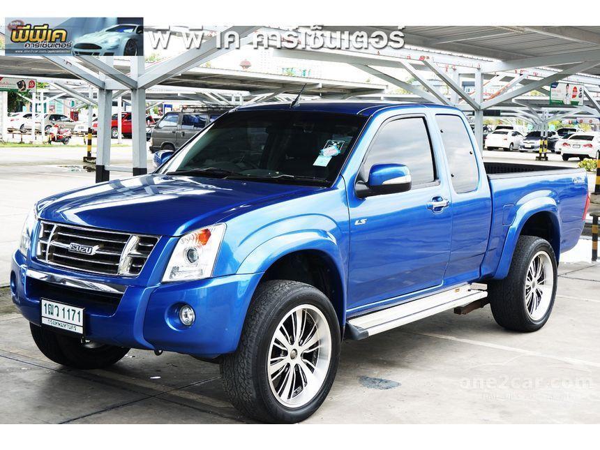 2008 Isuzu D-Max Rodeo LS Pickup