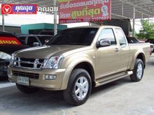 2003 Isuzu D-Max SPACE CAB (ปี 02-06) Rodeo 3.0 AT Pickup