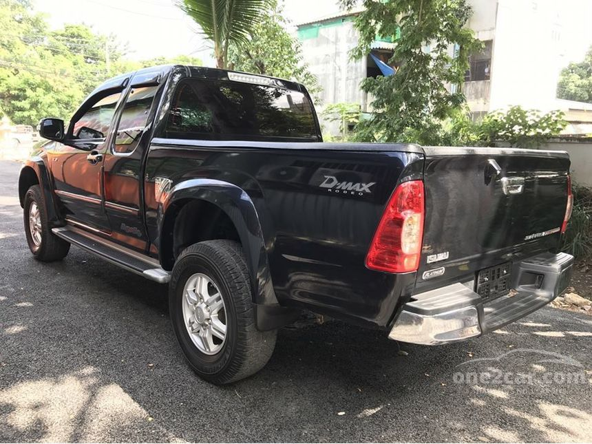 2009 Isuzu D-Max Rodeo Pickup