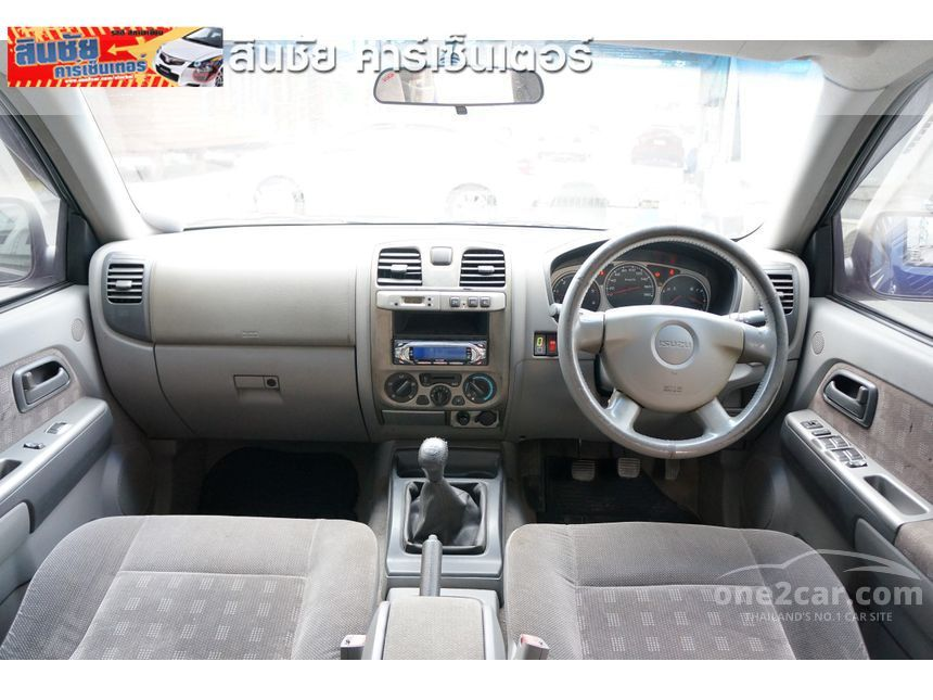 2003 Isuzu D-Max Rodeo Pickup