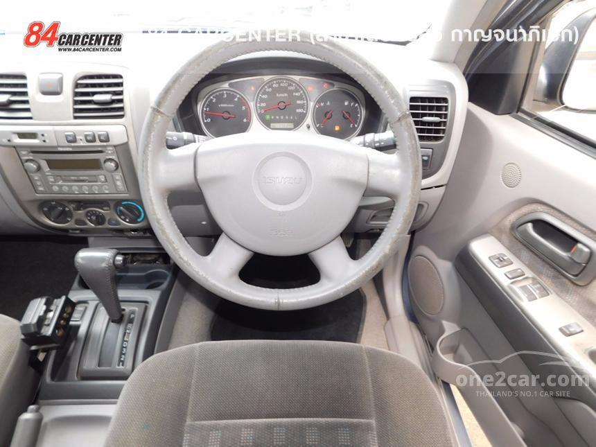 2003 Isuzu D-Max Rodeo Pickup
