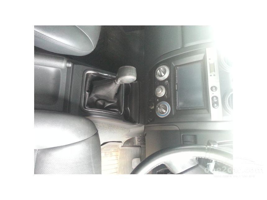 2010 Isuzu D-Max Rodeo Pickup