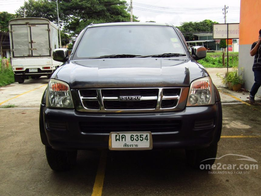 2002 Isuzu D-Max Rodeo Pickup