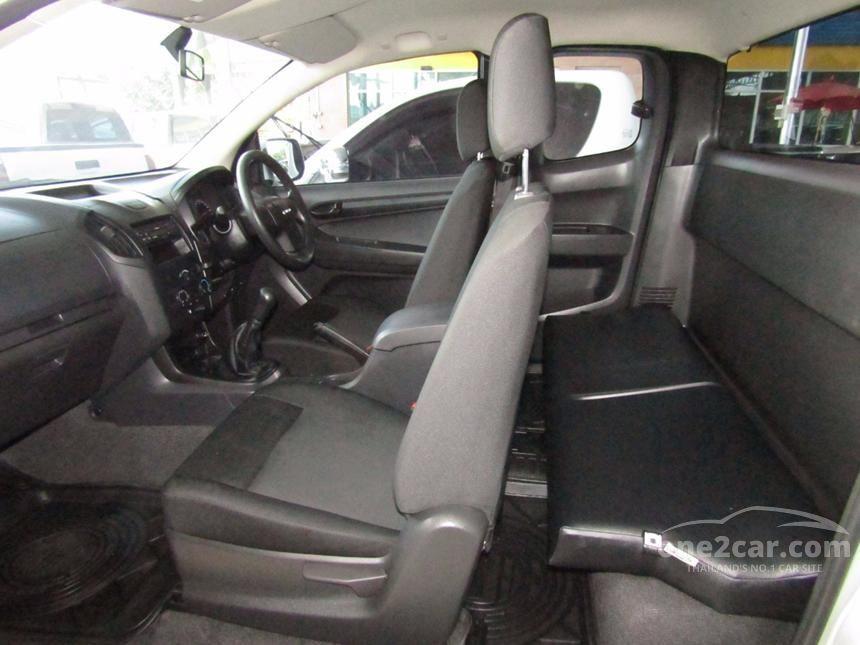 2015 Isuzu D-Max S Pickup
