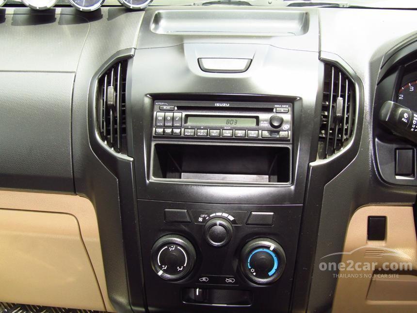 2013 Isuzu D-Max S Pickup