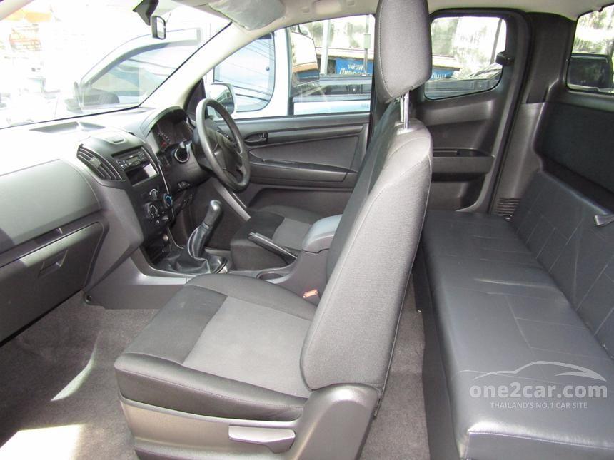 2014 Isuzu D-Max S Pickup