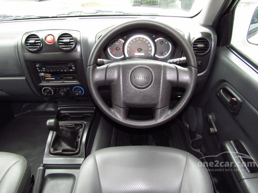 2008 Isuzu D-Max SL Pickup