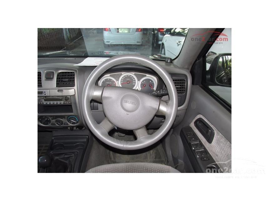 2005 Isuzu D-Max SL Pickup