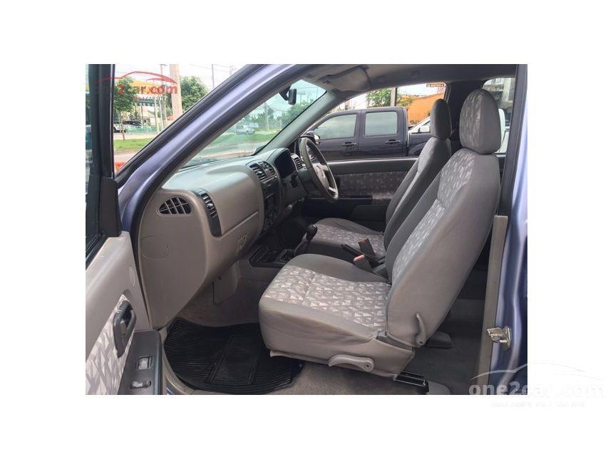 2005 Isuzu D-Max SLX Pickup