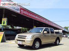 2004 Isuzu D-Max CAB-4 (ปี 02-06) SLX 3.0 MT Pickup