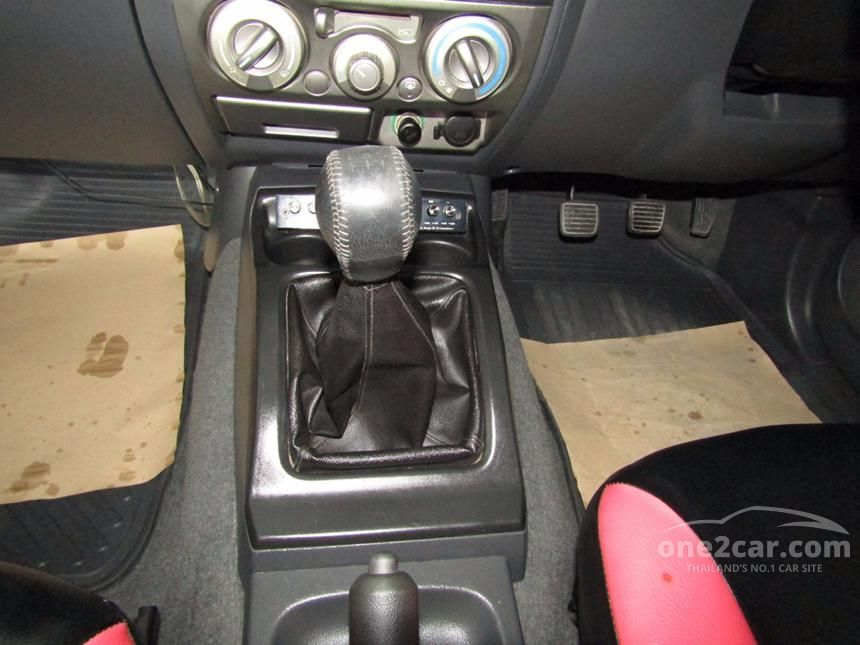 2007 Isuzu D-Max SLX Pickup