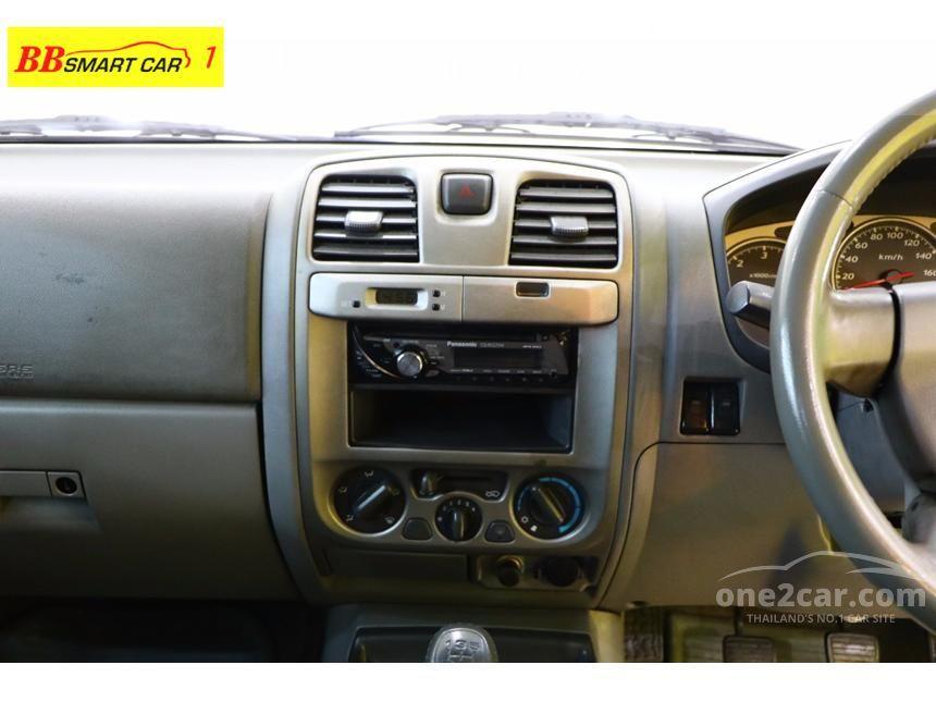 2002 Isuzu D-Max SLX Pickup