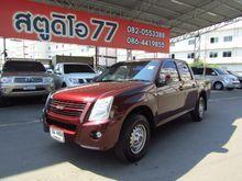 2007 Isuzu D-Max CAB-4 (ปี 07-11) SX 2.5 MT Pickup