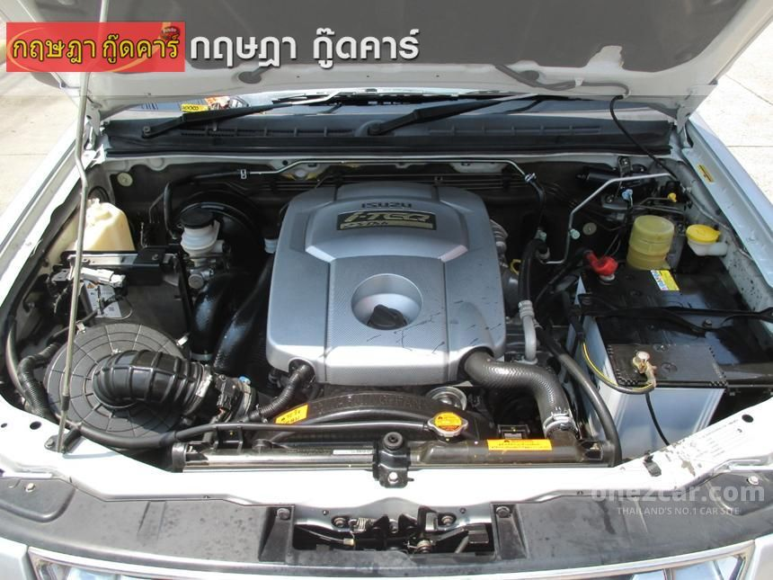 2010 Isuzu D-Max SLX Pickup