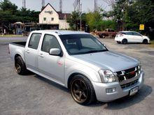2005 Isuzu D-Max CAB-4 (ปี 02-06) SLX 3.0 MT Pickup