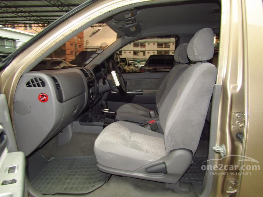 2006 Isuzu D-Max SLX Pickup