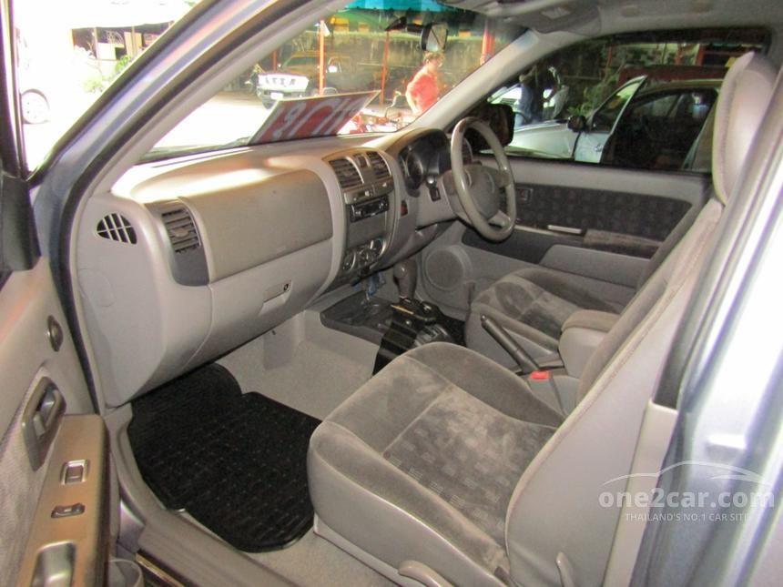 2003 Isuzu D-Max SLX Pickup