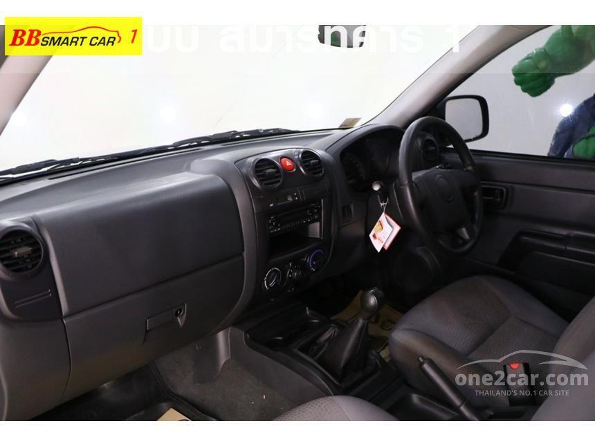 2011 Isuzu D-Max SX Pickup