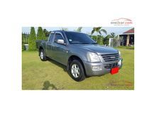 2006 Isuzu D-Max SPACE CAB (ปี 02-06) SX 2.5 MT Pickup