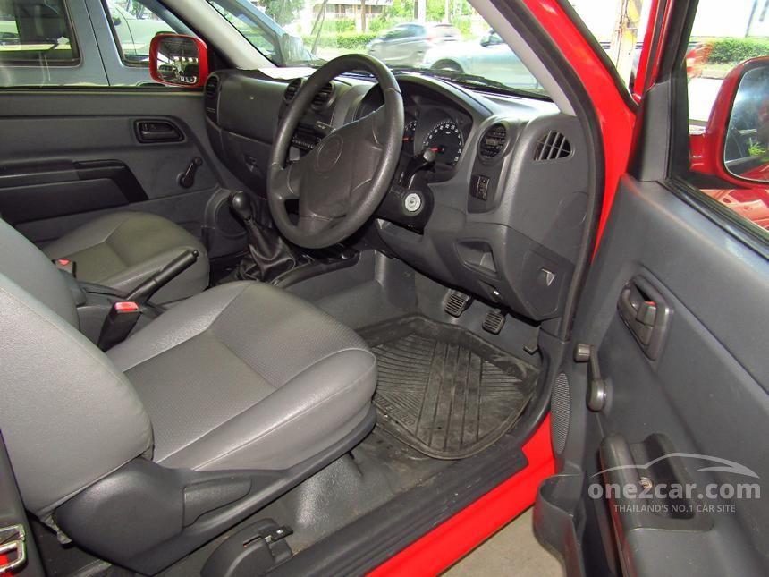 2008 Isuzu D-Max SX Pickup
