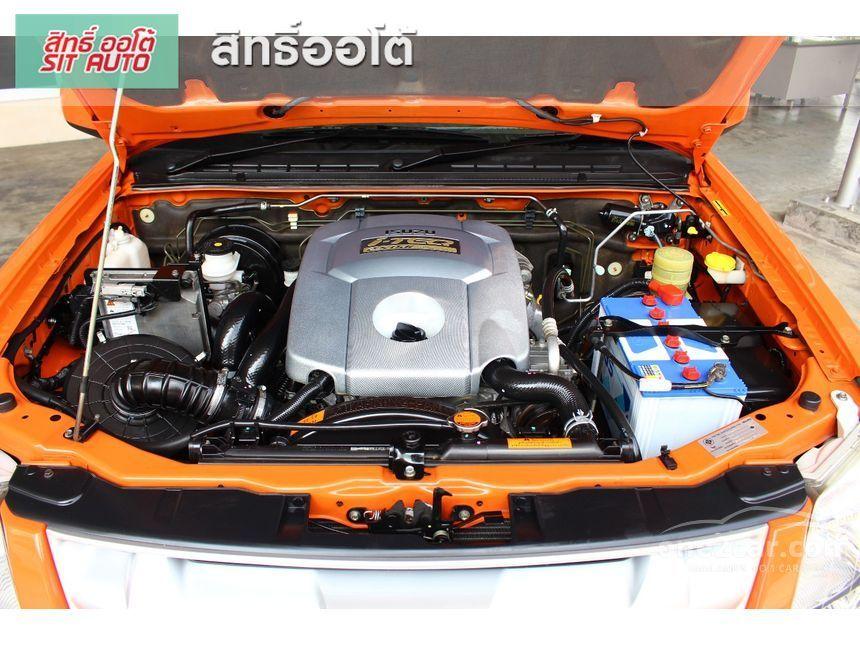 2009 Isuzu D-Max SX Pickup