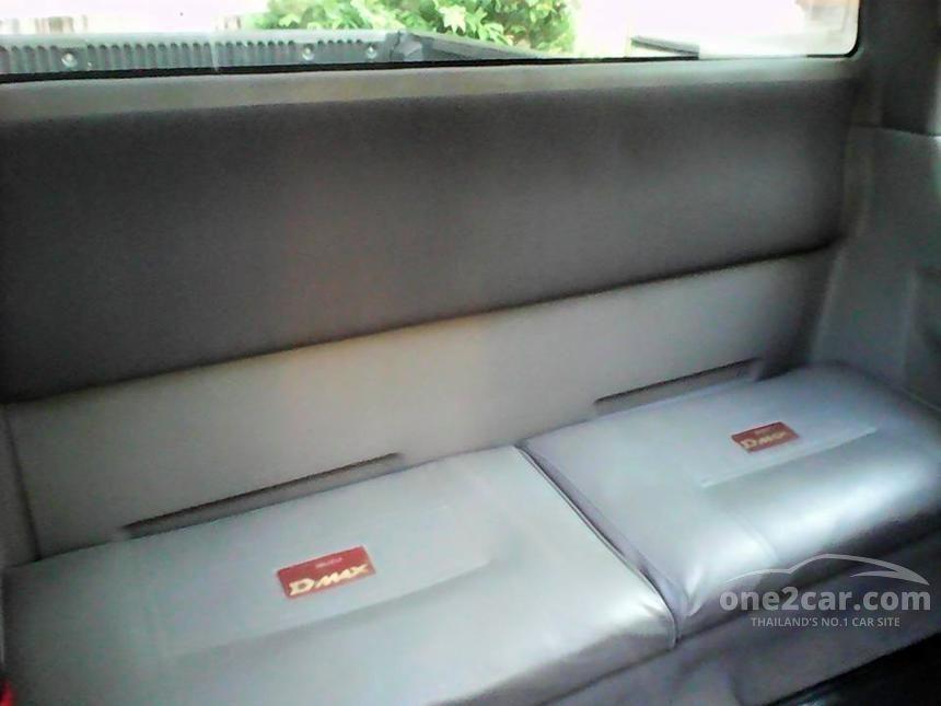 2004 Isuzu D-Max SX Pickup